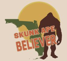 Florida's Skunk Ape by cesstrelle