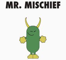 Mr Marvels - Mr Mischief by fostorial