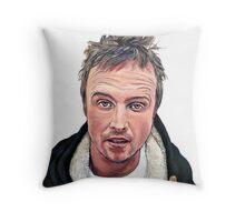 Jesse Pinkman Throw Pillow