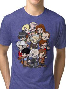 Celebrating Who? Tri-blend T-Shirt