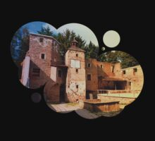 The ruins of Reichenau castle | architectural photography T-Shirt