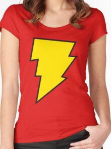 Big Bolt Women's Fitted Scoop T-Shirt