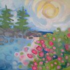 Isle Au Haut Rose by Anita Dore