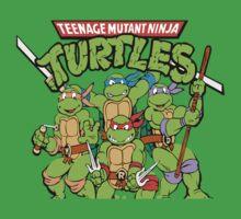 Teenage Mutant Ninja Turles TMNT by ompunx