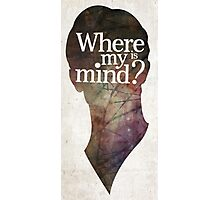 """Where is my mind?"" Two Photographic Print"