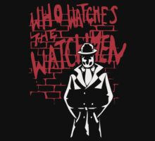 Rorschach - Who watches the WATCHMEN by TheJokerSolo