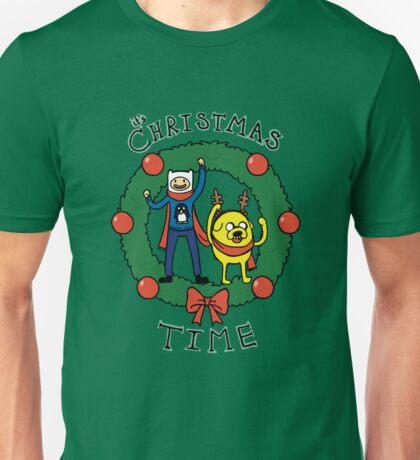 It's CHRISTMAS TIME! Unisex T-Shirt
