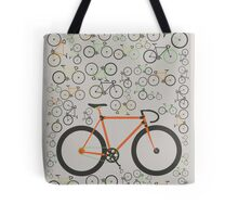 Fixed gear bikes Tote Bag