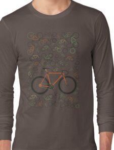 Fixed gear bikes Long Sleeve T-Shirt