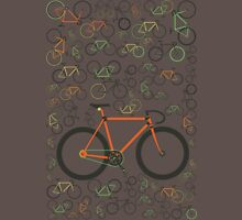 Fixed gear bikes Unisex T-Shirt