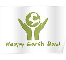 Happy Earth Day! Poster
