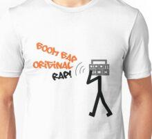 Boom Bap Original Rap Unisex T-Shirt