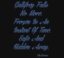 Gallifrey Falls No More - The Day of The Doctor by Marjuned