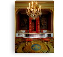 La Vie De Chateau ~ Part Two Canvas Print
