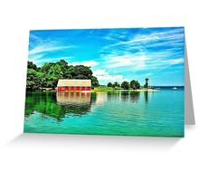 Brooklin, Maine Greeting Card
