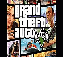 Gta 5 case by cepas321