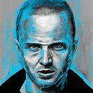 Jesse Pinkman by CrosbyDesign