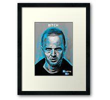 Jesse Pinkman Framed Print