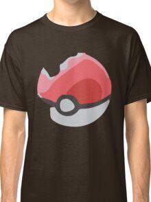 Minimalist Poké Ball Classic T-Shirt