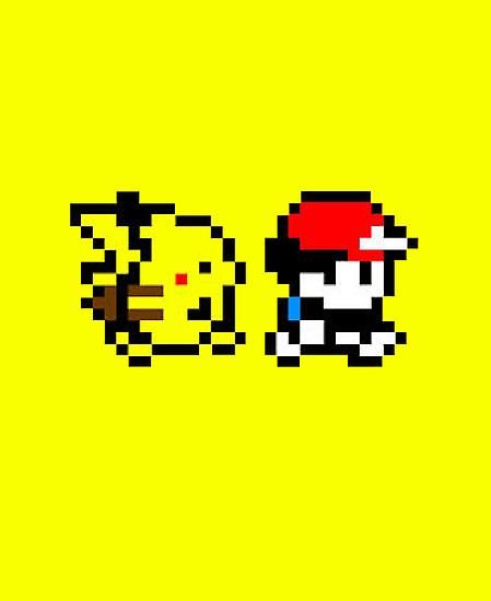 Pokemon Ash and Pikachu by Kokkoli