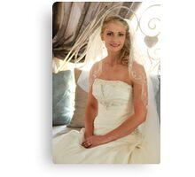 Bridal suite Canvas Print