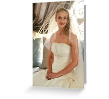 Bridal suite Greeting Card