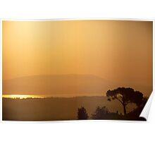 Bold Sun Poster