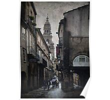 A Rúa do Vilar Poster