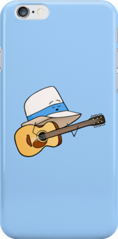 Fedora Crooner by Michelle Knight