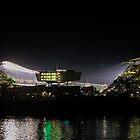 Paul Brown Stadium by Cathy Donohoue