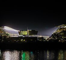Paul Brown Stadium by Cathy Donohoue