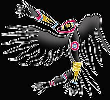 crow tribe by arteology