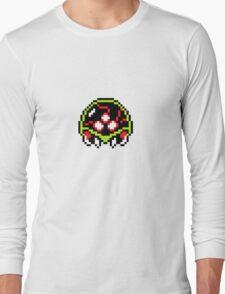 Metroid  8bit Long Sleeve T-Shirt
