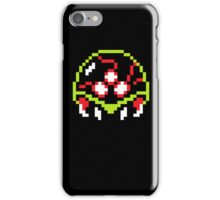 Metroid  8bit iPhone Case/Skin