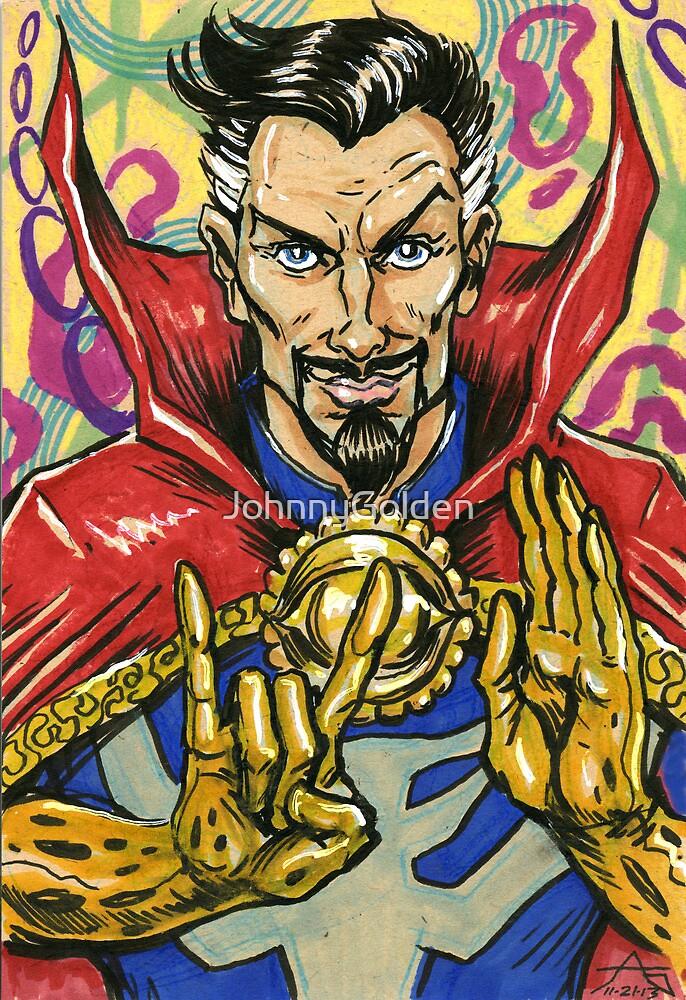 Dr. Strange, Sorcerer Supreme by JohnnyGolden