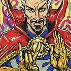 Dr. Strange, Sorcerer Supreme by JohnnyGolden
