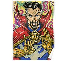 Dr. Strange, Sorcerer Supreme Poster