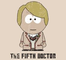 The Fifth Doctor - Doctor Who (South Park) by robotplunger