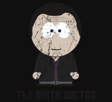 The Ninth Doctor - Doctor Who (South Park) by robotplunger