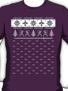 Silent Nigh-NINJA! Winter Sweater T-Shirt