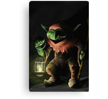 Leading the Way - Goblin Series Canvas Print