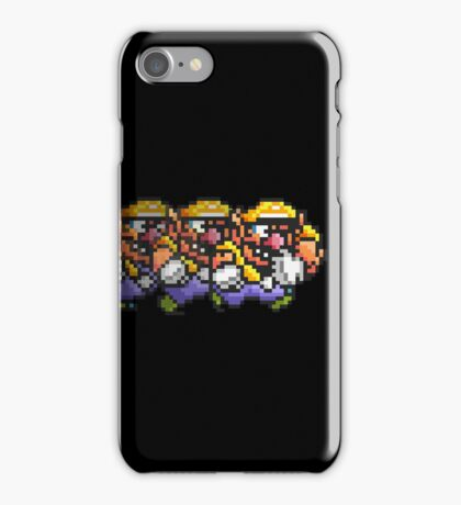 Wario! iPhone Case/Skin