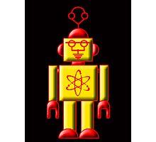 Atomic Robot Photographic Print