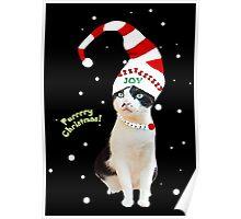 Purrrrrrry Christmas! Poster