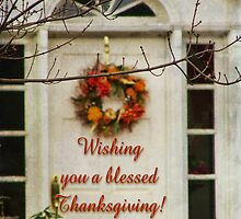 Happy Thanksgiving from me to you! by vigor