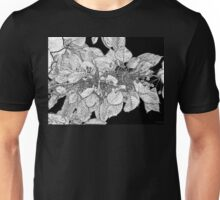 A study in black and grey Unisex T-Shirt