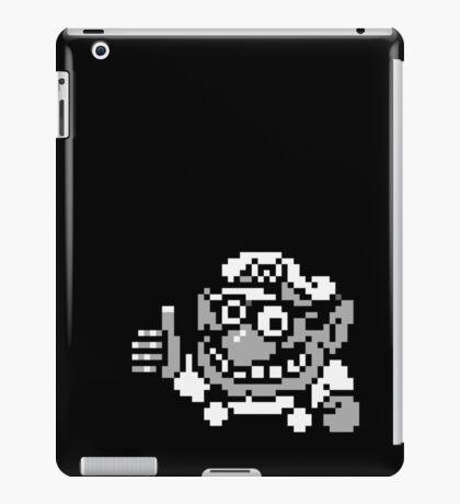 Wario B&W iPad Case/Skin