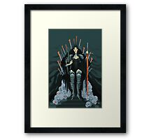 The Witchqueen Framed Print