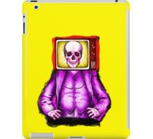 Stop Looking To TV iPad Case/Skin