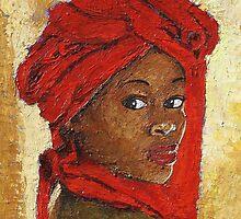 Black Lady No. 12 by Jann Ashworth
